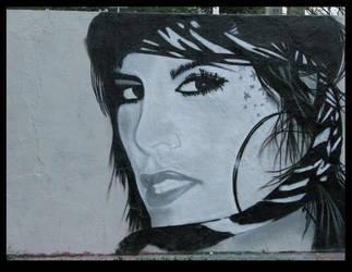 Kat Von D by newa