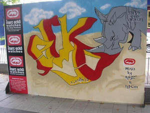 Marc Ecko Graffiti Comp