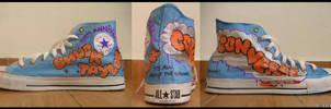 Custom Shoes Pt. 2 by newa