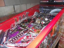 Transformers Pinball Machine at Costco! 1.4