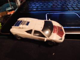 Fansproject CA-09 Car Crash AKA G1 Breakdown 1.3