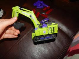 TFC Toys Exgraver AKA G1 Scavenger 1.5