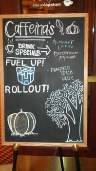 Starbucks at TFcon 1.2