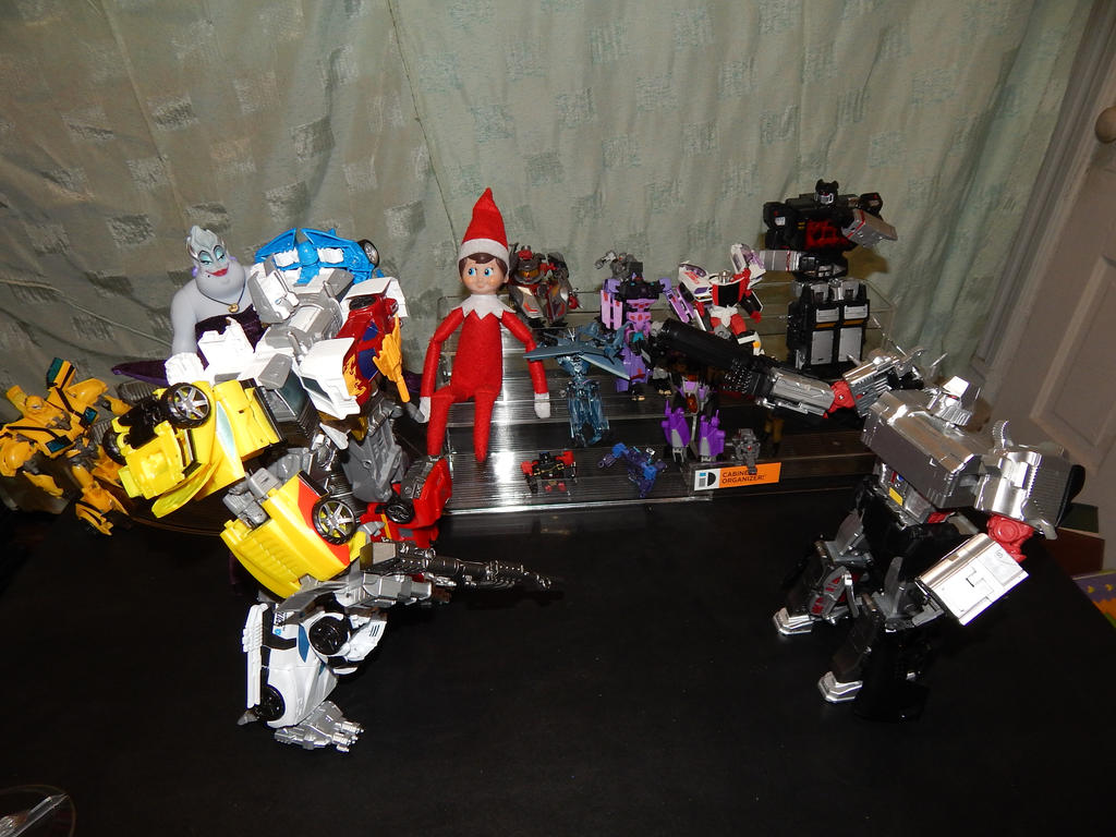 Day #29: Steve's Combiner Transforms!