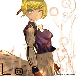 violet by Lylylyhuso