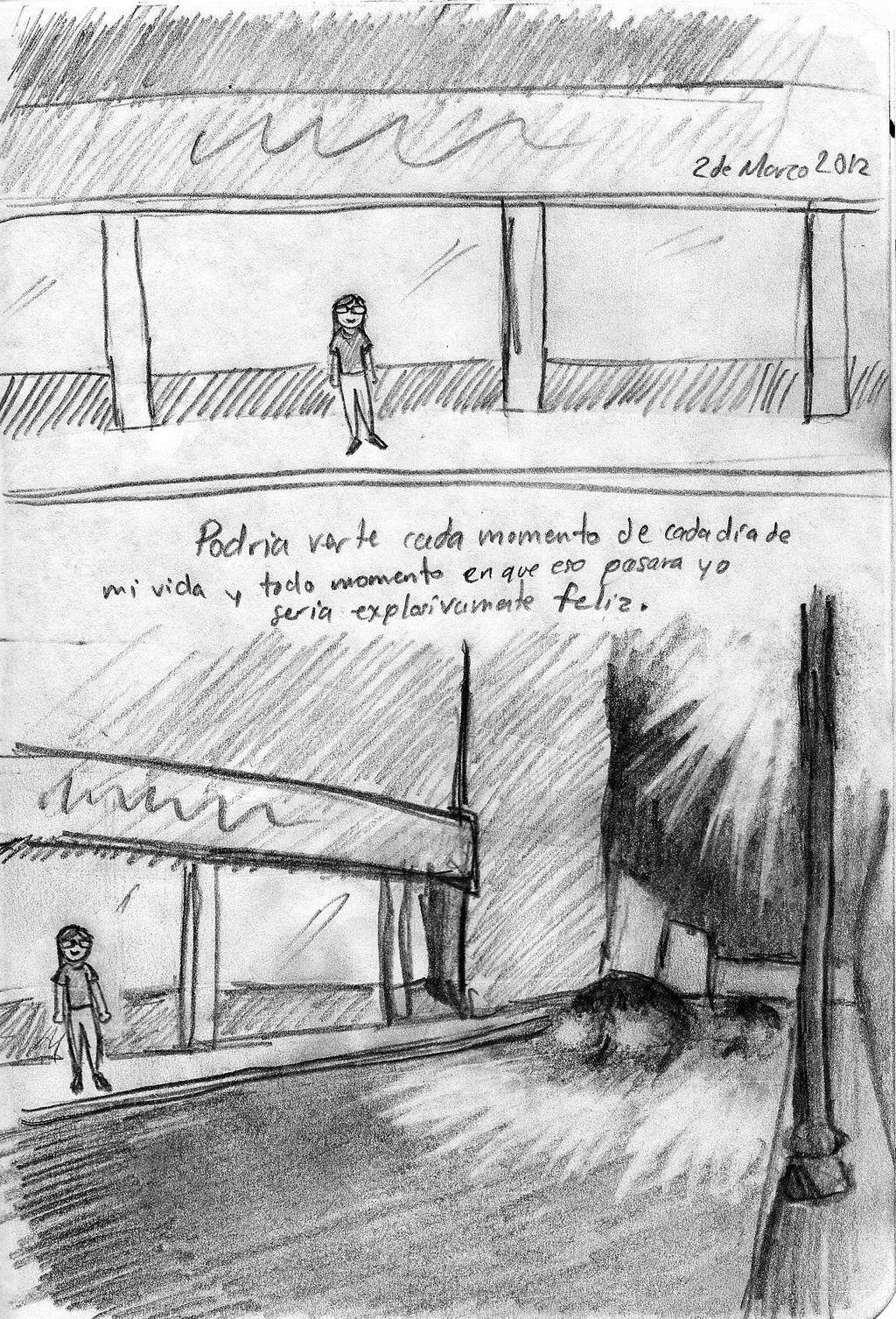 Comic 3 - Friends