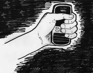 Comic 5 - El telefono no suena