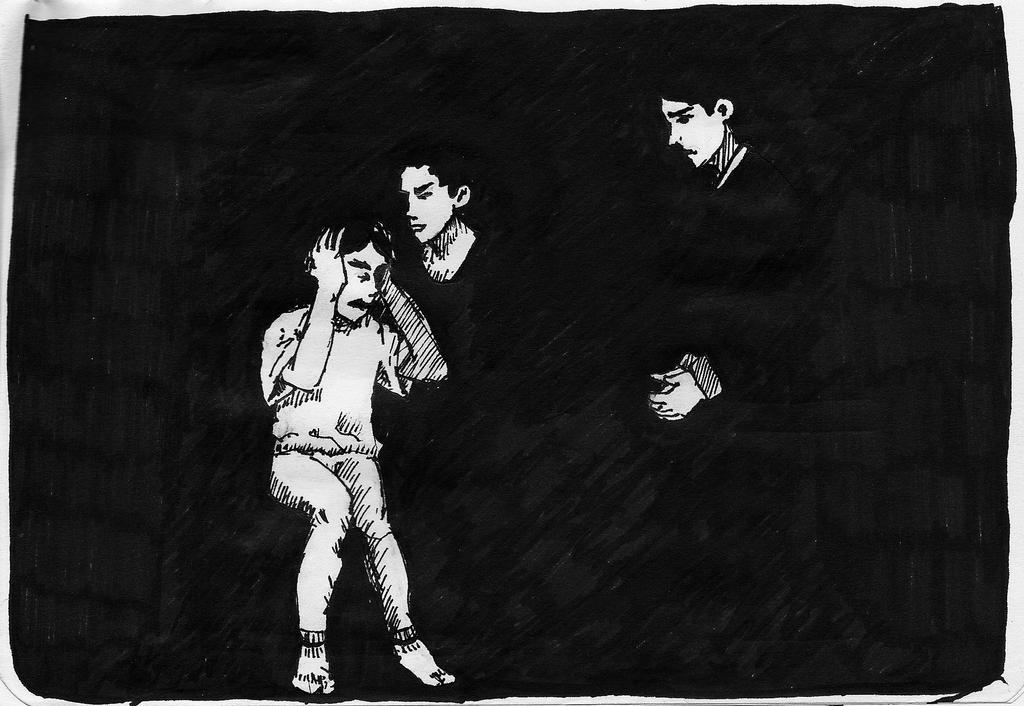 My Inner Demons. by axelintu