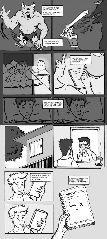 About Dreams by axelintu
