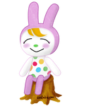 Chrissy from Animal Crossing