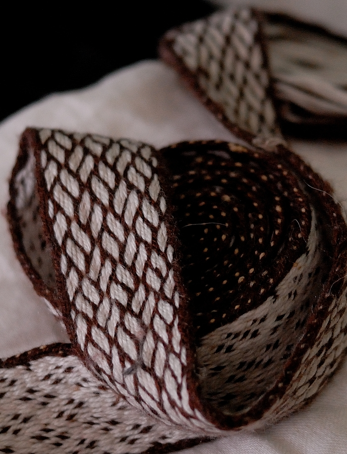 Pletenec - karetkový pás