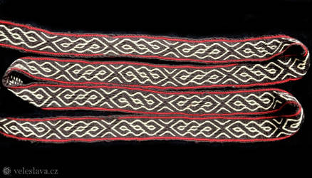 Birka tablet weaving by veruce
