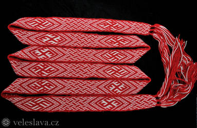 Slavic tablet weaving by veruce