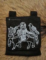Great Moravian Falconer - bag