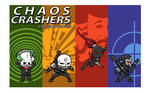 Chaos Crashers - colored