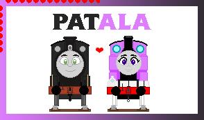 Patala [Stamp] by KiaraDGPaws