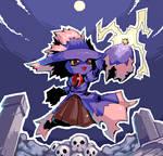 Pokemon Mismagius