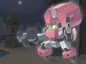 CosmicBreak Robot by super-mican