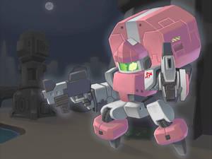 CosmicBreak Robot