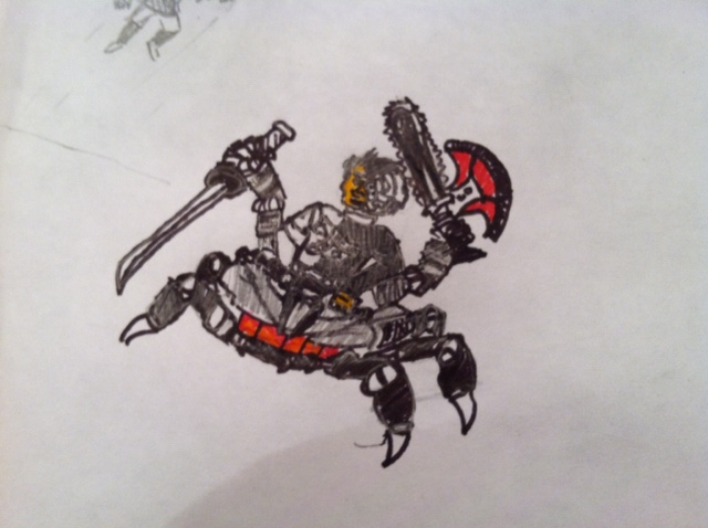 Ninjago Rebooted Overborg