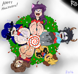 Holidays 2016 by RepulsionSwitch