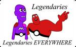 Legendaries Everywhere