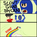 Grab Spycrab