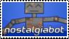 nostalgiabot stamp by Citrus--Rain