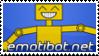 emotibot stamp by Citrus--Rain
