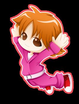 Commission  Chibi Kyoko