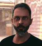 3D Self Portrait HDRI Version