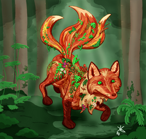 Your Friendly Neighbor The Forest Spirit