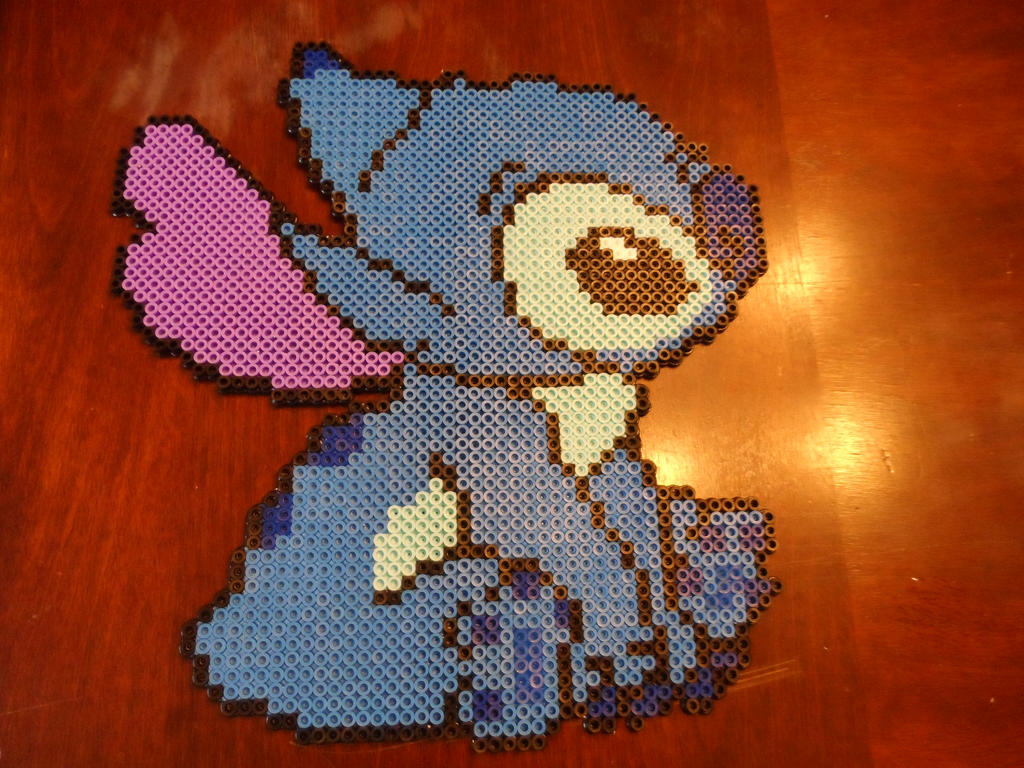 Images Of Stitch Made With Perler Beads Rock Cafe