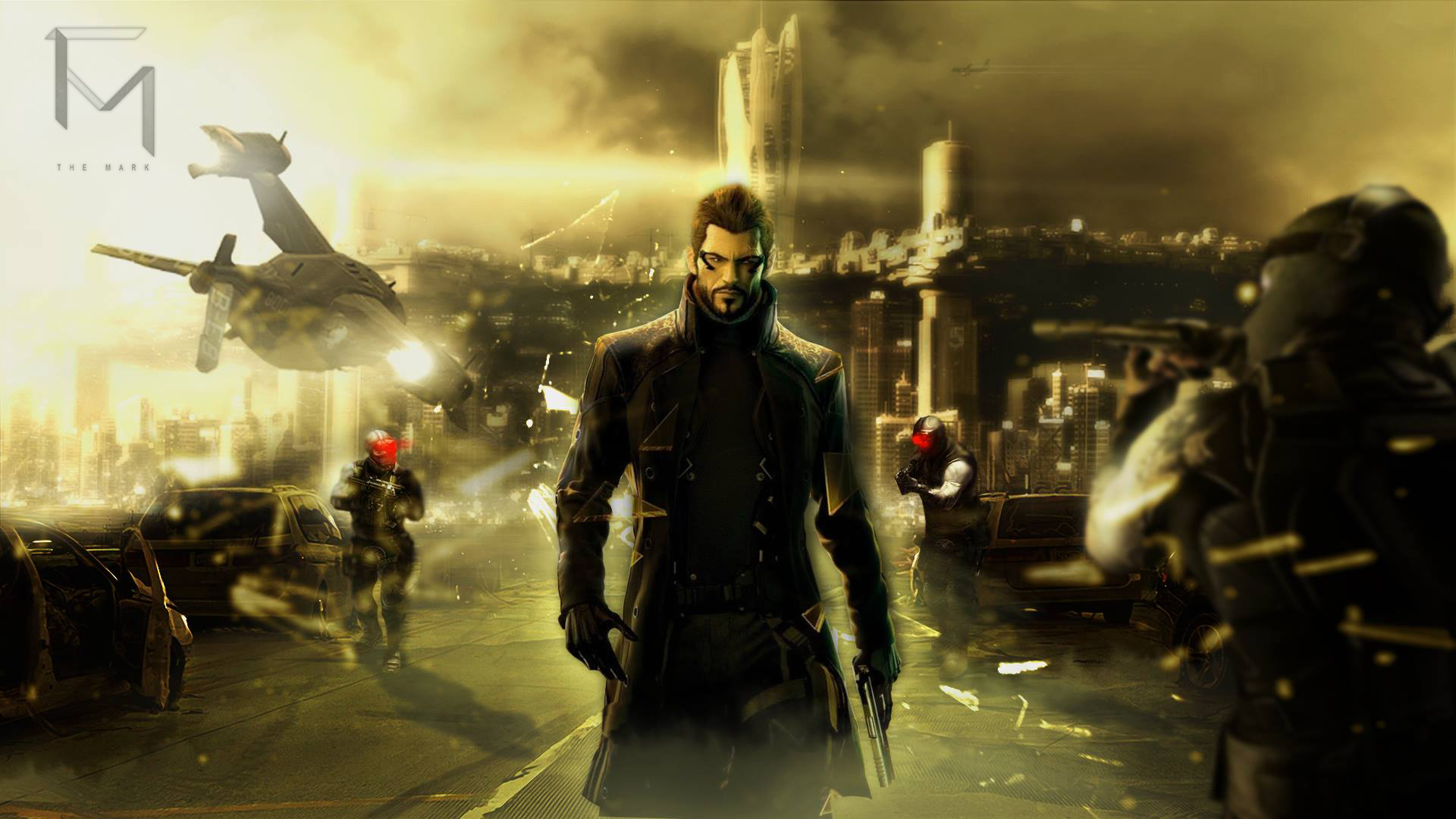Deus Ex Kind-hearted Revolution Not Your Personal Hookup Service