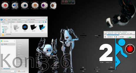 Portal Desktop by Koni326