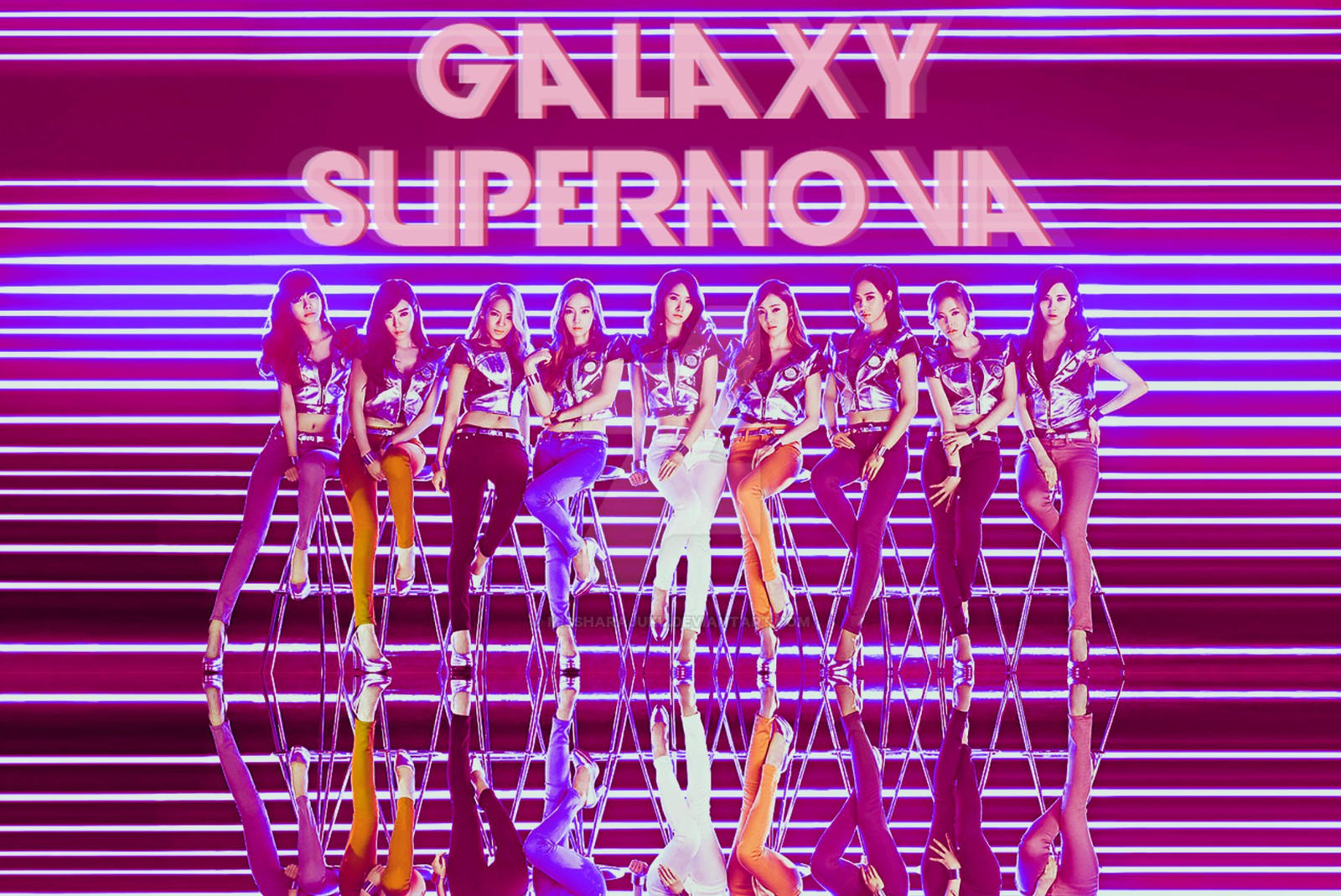 galaxy supernova snsd meme - photo #16