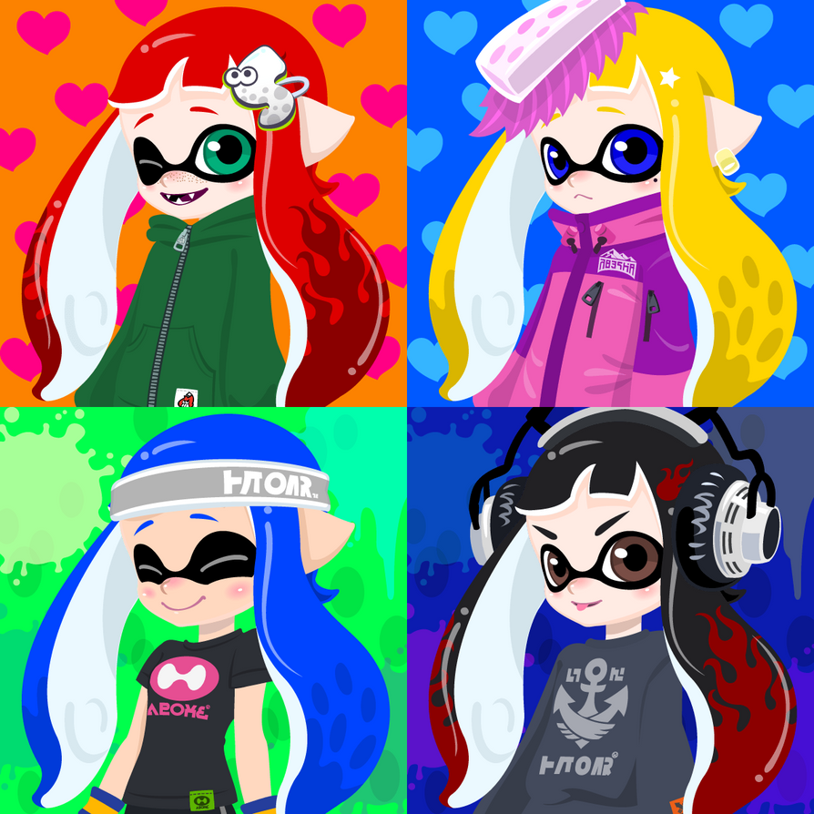 GIFT: Team Artists by Just4Fun02