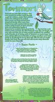 !!OLD!! {Torimori} - Species Info