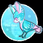 {closed} {Torimori} Pink Coral - auction