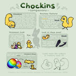 {Tori' Companions} Chockins Species Guide by Alisenokmice