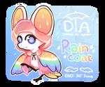 {closed} {Torimori DTA + MYO Raffle} The Raincoat! by Alisenokmice