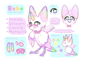 {Torimori} {Custom} Bebe! by Alisenokmice
