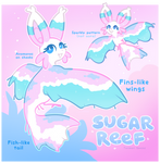 {Winner Announced} {Torimori Raffle} Sugar Reef by Alisenokmice