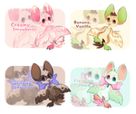 {closed} {Torimori Auction + Raffle} Ice Creams by Alisenokmice
