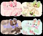 {closed} {Torimori Auction + Raffle} Ice Creams