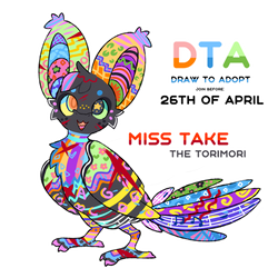 {WINNER ANNOUNCED} {Torimori DTA} Miss Take! by Alisenokmice
