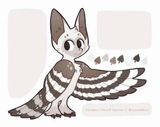{Torimori} {Custom} Ural Owl torimori for uzkost by Alisenokmice