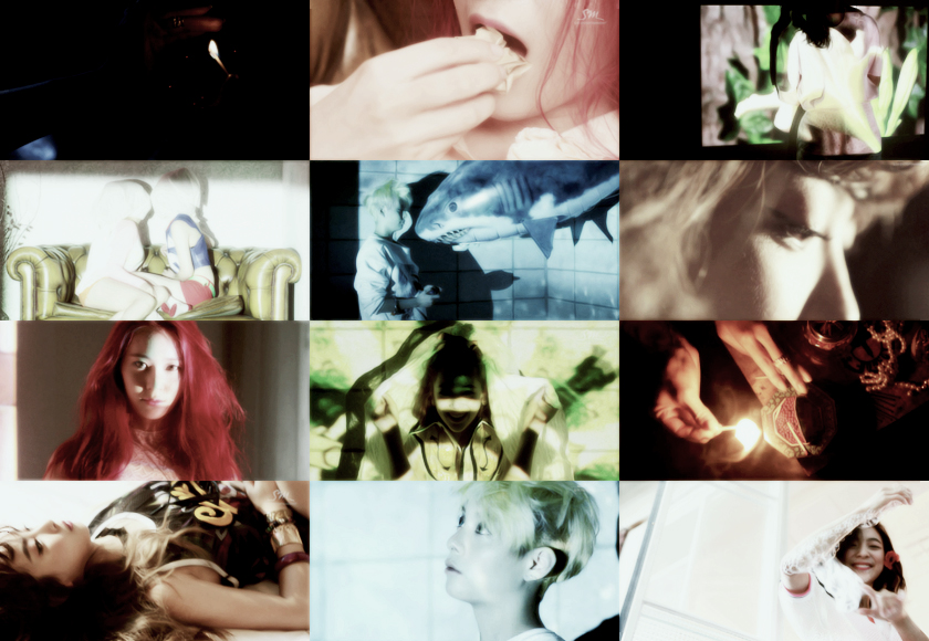 Pink Tape art film f x  by  F(x) Pink Tape Wallpaper
