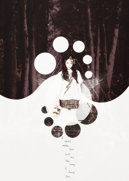 [Graphic] HPBD Krystal Jung by TrangMelody