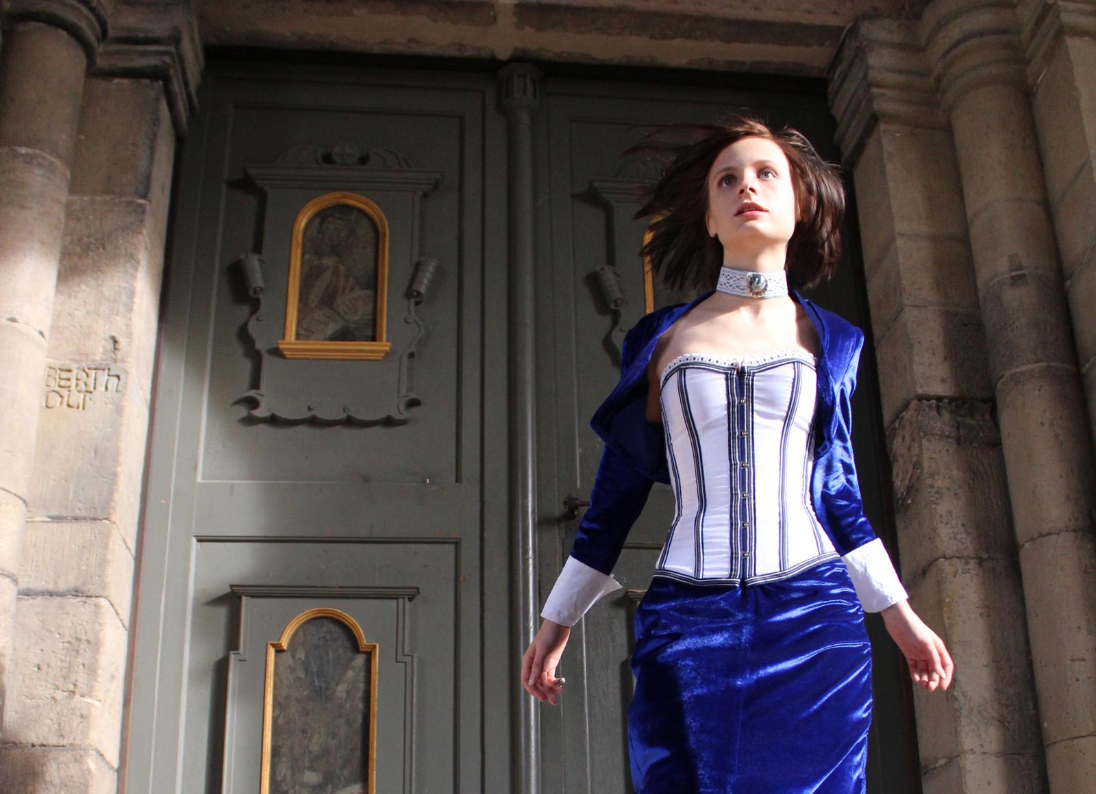 Elizabeth by Yordaniella